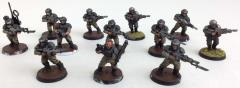 Cadian Shock Troops Collection #82