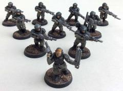 Cadian Shock Troops Collection #83