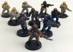 Cadian Shock Troops Collection #85