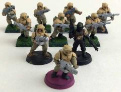 Cadian Shock Troops Collection #88