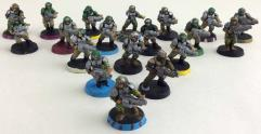 Cadian Shock Troops Collection #89
