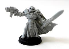 Inquisitor w/Power Sword & Bolt Pistol #1