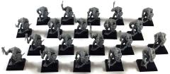 Saurus Warriors Collection #25