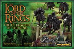 Mounted Ringwraiths