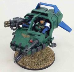 Land Speeder #34