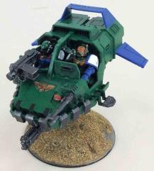 Land Speeder #37