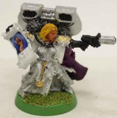 Sisters of Battle Canoness #6