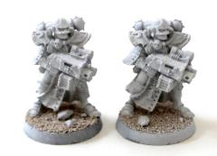Battle Sisters w/Storm Bolters 2-Pack #1