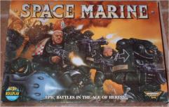 Space Marine (2nd Edition)