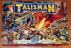 Talisman (3rd Edition) w/Painted Figures