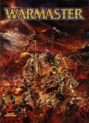Warmaster - Cover Art Poster