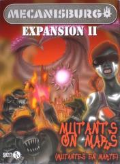 Expansion #2 - Mutants on Mars