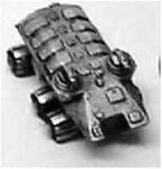 Phalanx Wheeled APC