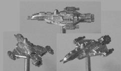 Light and Escort Cruisers