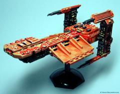 Ko'San Class Attack Carrier