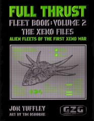 Fleet Book #2 - The Xeno Files