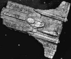 Konstantin Class Attack Carrier