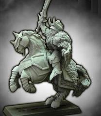 Chaos Hero - Mounted