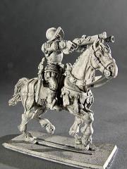 Imperial Light Cavalry w/Gun III