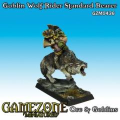 Goblin Wolf Rider Musician