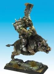 Orc Boar Rider Musician