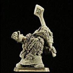 Dwarf Miner Hero