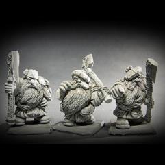 Veteran Dwarves I