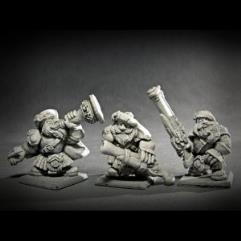 Dwarf Grenadiers I