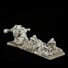 Dwarf Miners III