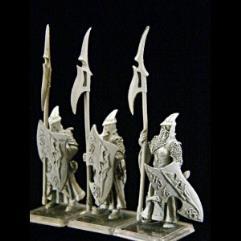 Dark Elf Lancers - Female