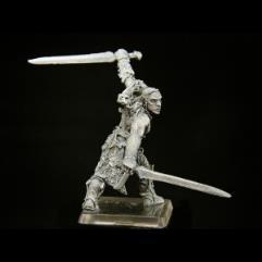 Silvanus Hero w/Swords