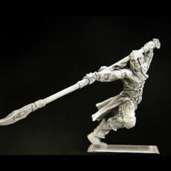 Silvanus Hero w/Spear