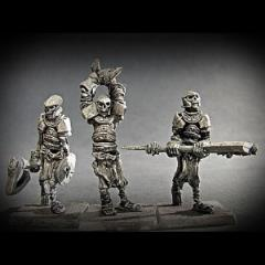 Timuli Guardian Soldiers