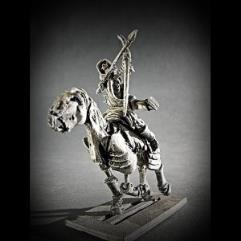 Timuli Bowman on Horseback I