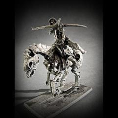 Timuli Bowman on Horseback II