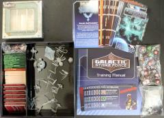 Galactic Strike Force Collection - Base Game + Expansion & Miniatures Pack!
