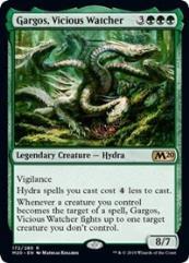 Gargos, Vicious Watcher (R)