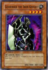 Gearfried the Iron Knight (Rare)