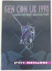1998 Gen Con UK Program