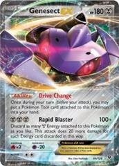 Genesect EX (Ultra R) #64 (Holo)
