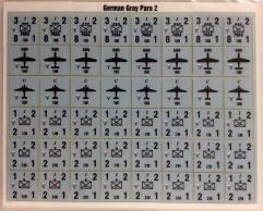 Panzer Leader/Blitz - German Gray Para 2