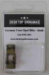 German 3 Ton Opel Blitz - Dunk