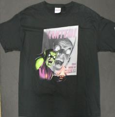 Green Goblin 'Wanted' T-Shirt (L)