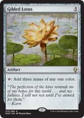 Gilded Lotus (R)
