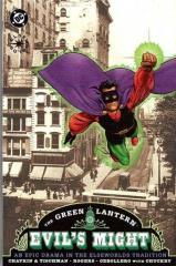 Green Lantern - Evil's Might #1