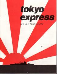 Tokyo Express - Naval War in the Solomons, 1942