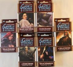 Game of Thrones - Beyond the Narrow Sea Chapter Packs Collection