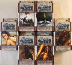 Game of Thrones - Brotherhood Without Banners Chapter Packs Collection