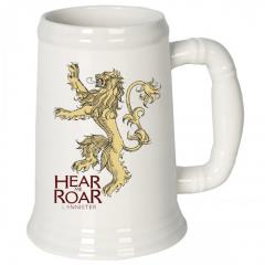 Game of Thrones Ceramic Stein - Lannister Sigil