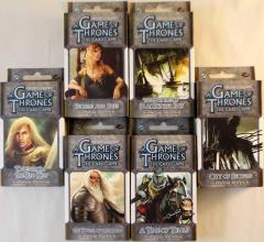 Game of Thrones - King's Landing Chapter Packs Collection